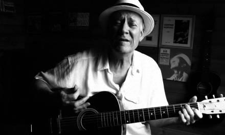 Hoodoo Blues – Lightnin' Hopkins style