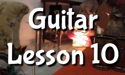 Guitar Lesson 10 For Beginners in Hindi I Nitin Chopra I 4beats musical academy