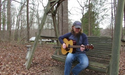 """East Tennessee Blues"" – Zeb Snyder – March 2018"