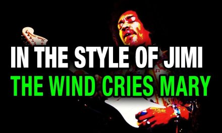 The Wind Cries Mary style – Hendrix Lesson