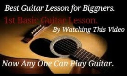 Basic 1st Guitar Lesson  for Beginners in (Hindi) by Samarth Shri