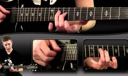 Blues Guitar Lesson-Easy Lessons Beginners