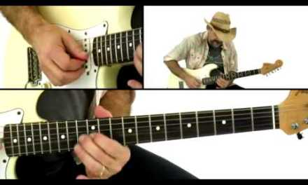 Blues Guitar Lesson – #9 – Jam Night Vol. 3 – Andy Aledort