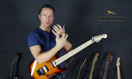 Insane pentatonic scale sequencing – Guitar mastery lesson