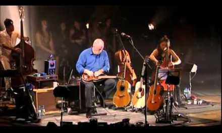 David Gilmour Solo Guitar Lessons