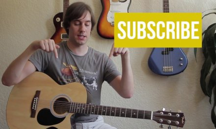 Mr. Guitar Online –  LESSON 1