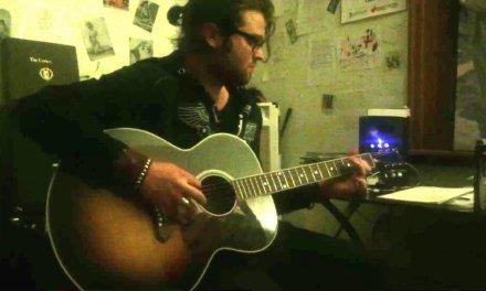 Amazing guitarist jam session dean Ray