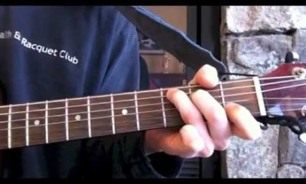 Ho Hey Chords – Lumineers Guitar Lesson