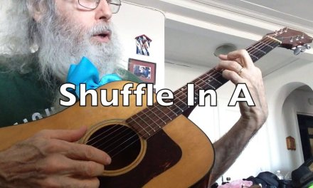 Guitar Lesson Covering A Blues, E Blues, Chord Shapes, Barre Chords, Shuffle, Strumming, Licks, More