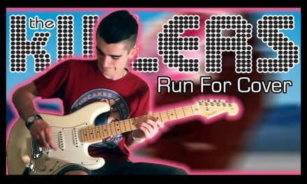 The Killers – Run For Cover (Guitar & Bass Cover w/ Tabs)