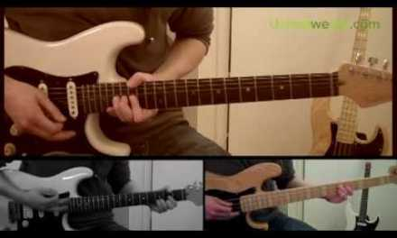 Rolling Stones – Sympathy For The Devil Guitar Cover (with Bass)