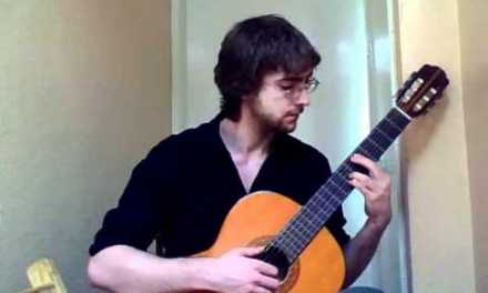 The Lord of the Rings – Rohan (Classical Guitar)