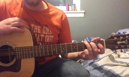 Guitar lesson 1)  basic chords plus hints and tips