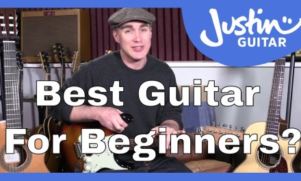 What's The Best Beginner Guitar? Electric, Acoustic or Classical?