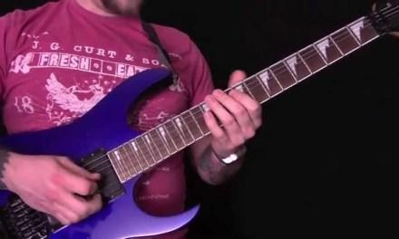 Metalcore Guitar Techniques And Tricks Guitar Tutorial