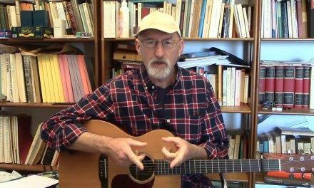 Fingerstyle Blues Guitar Lessons –  Blind Blake – Early Mornin' Blues