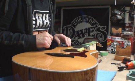 Taylor Acoustic Guitar 614 CE