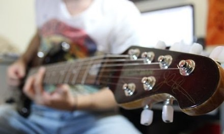 Melodic Blues Solo – Stel Andre