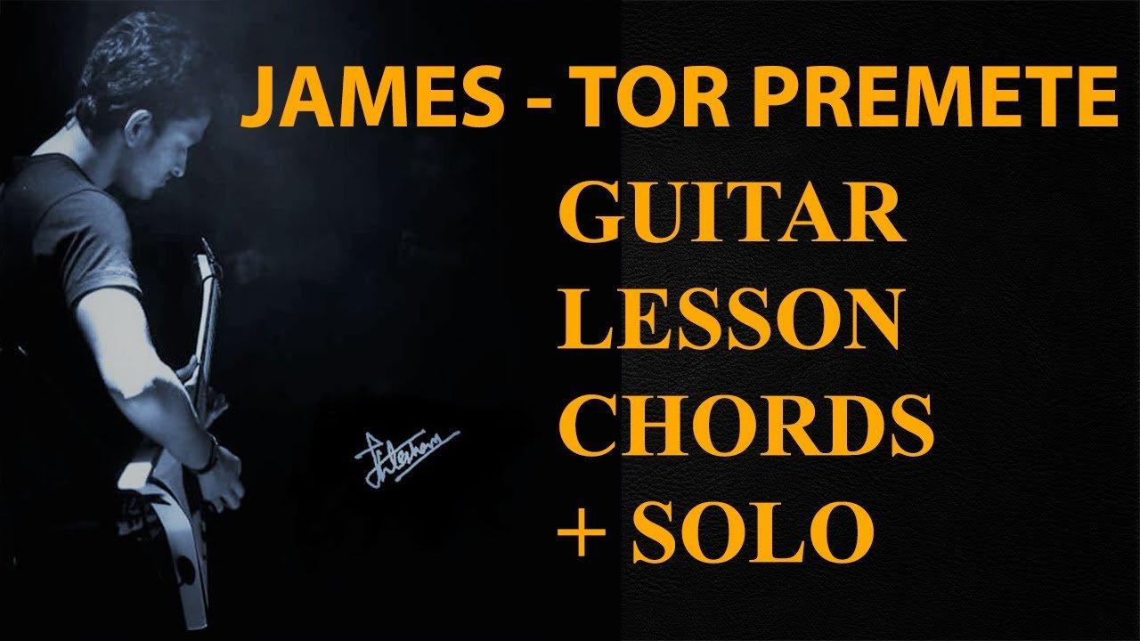 Tor Premete Satta James Full Guitar Tutorial Lesson Solo