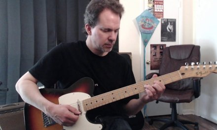 Essential blues instrumental lesson: Back At The Chicken Shack