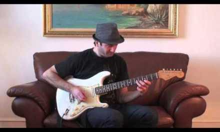 Blues Scale Patterns – Blues Guitar Lesson