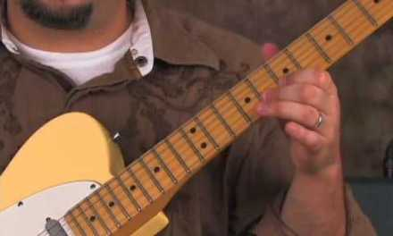 Blues Guitar Lessons – Advance blues jazz lick