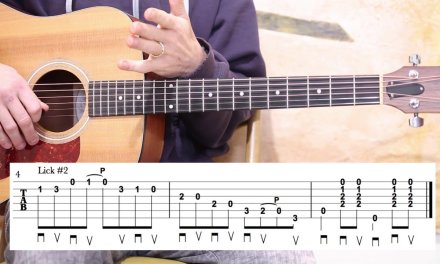 10 Licks in the Key of Am – Guitar Lesson