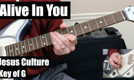 Alive In You | Lead Guitar
