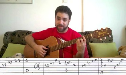 Fingerstyle Tutorial: Sound of Silence – Guitar Lesson w/ TAB
