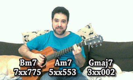Lesson: The Anime Theme Formula (incl. 16 Beautiful Chord Voicings) – Guitar Tutorial w/ TAB