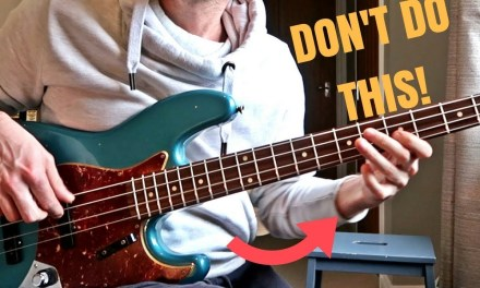 THE #1 TECHNIQUE KILLER FOR BASS PLAYERS