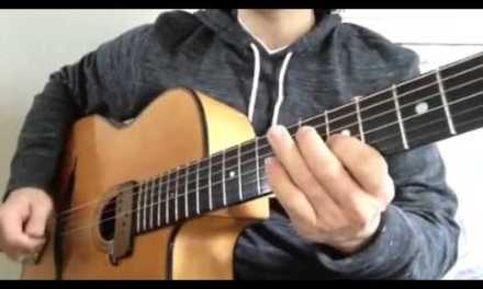 """Gypsy Jazz Workshop """"All of Me"""" Solo #4"""