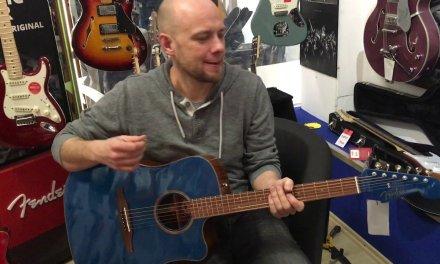 Musik Aktiv – Fender Redondo California Series