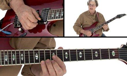 Melodic Modal Rock Lick #1: Sunny Days – Guitar Lesson Jon Finn