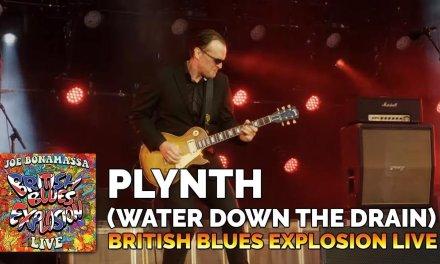 Joe Bonamassa – Plynth (Water Down The Drain) – British Blues Explosion Live