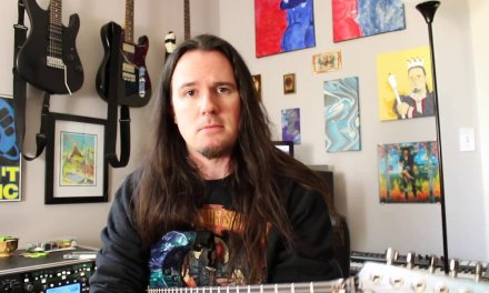 """Ghost """"Rats"""" guitar solo lesson (new song 2018) Weekend Wankshop 176"""
