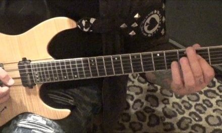 DOKKEN – ALONE AGAIN – CVT Guitar Lesson by Mike Gross