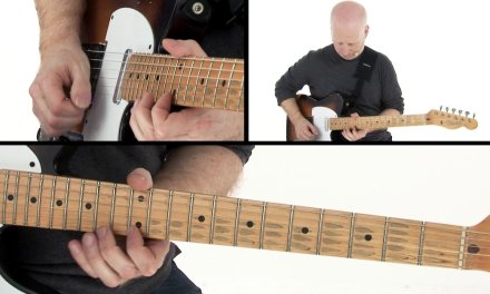 Blues Soloing Guitar Lesson – Ice Man Lick 3 – Oz Noy