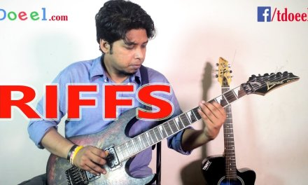 How to Play Power Chord RIFFS l Electric Guitar