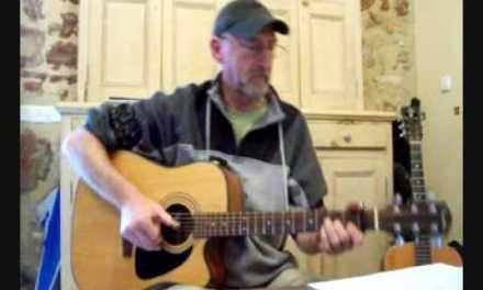 Blues Guitar Lessons – Play Ragtime Blues Guitar – Cincinatti Slow Drag – Gary Davis Cover