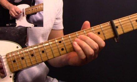 Workin' Man Blues Solo  – Merle Haggard (James Burton) – Fast and Slow