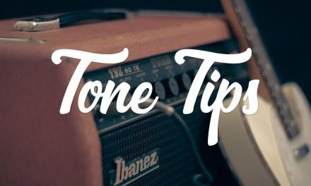 Tone Tips: Clean Boost – Guitar Lesson – Corey Congilio
