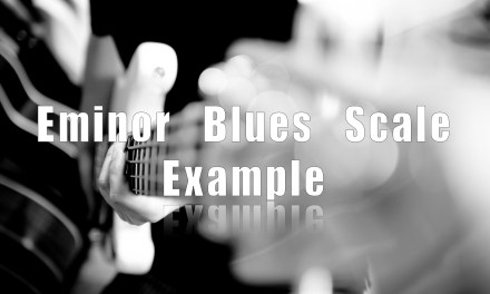 Eminor Blues Scale Lick Example / Guitar Improvisation GTNPT [GUITAR LESSON TV]