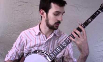 Kyle Tuttle – Banjo Lesson – Pentatonic Shapes w/ Extensions