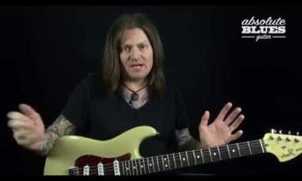 Stevie Ray Vaughan Style Guitar Lesson – Texas Shuffle – Bobby Harrison