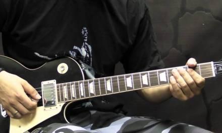 Led Zeppelin – Black Dog – Rock Guitar Lesson (w/TABS)