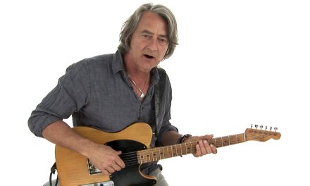 Melodic Improv Guitar Lesson – Guitaristic Chord Tricks – Allen Hinds