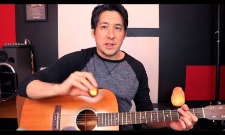 """The Egg Trick"" Will FIX Your Strumming Problems"