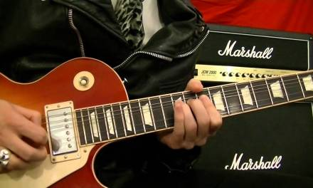 Mick Taylor Lead Guitar Lesson