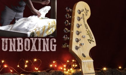 Aliexpress Yngwie Malmsteen Strat Unboxing